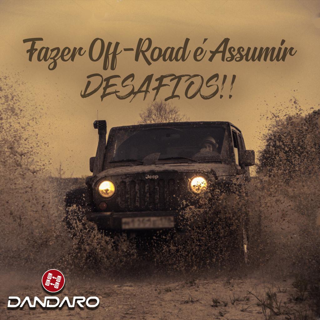 Fazer Off-road é assumir DESAFIOS!!